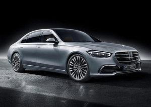 Mercedes-Benz 2021 S-Class has a brand new look