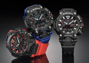 Casio G-SHOCK GM-110 is a pilot's black box for the wrist