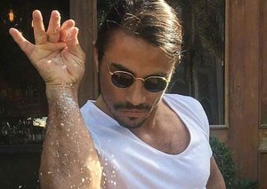 Salt Bae raises US$60,000 for Lebanon blast victims
