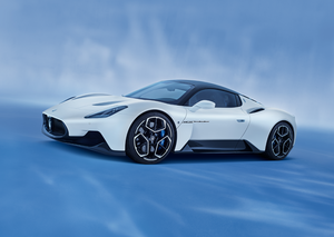 Maserati unveils first sports car in 15-years: meet the MC20