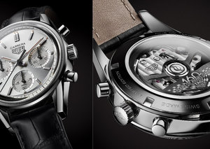 Tag Heuer turns 160-years-old. Celebrates with new Carrera line