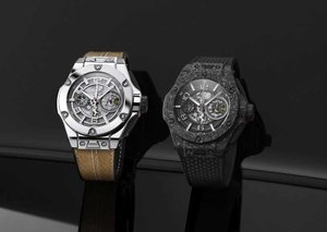Hublot unveils two new Ferrari special edition Big Bangs for 2020