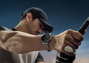 Huawei's GT 2 Pro smartwatch is available in the UAE