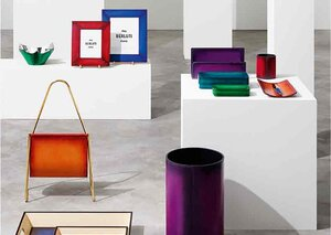 Berluti Home unveils first luxury home leather goods