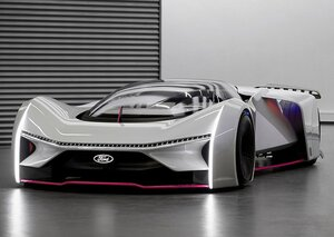 Ford listened to 250,000 gamers and then built this car