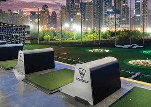 Top Golf has arrived in Dubai (at last)