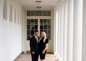 Who is Michael Boulos? Trump's new Lebanese son-in-law