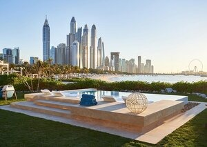Drift Beach Dubai unveils new pool at its private beach cabana