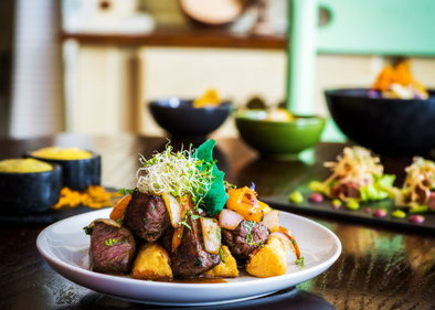 Garden Peruvian Restaurant
