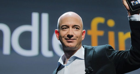 Jeff Bezos now worth US$200 billion, becomes filthiest of the filthy rich