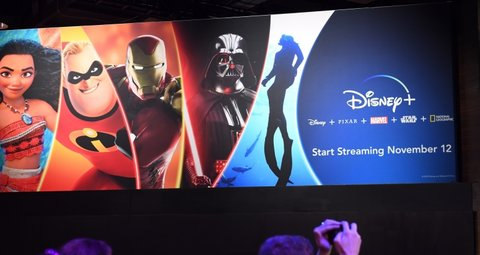 You will soon be able to watch Disney+ originals on OSN on-demand in Middle East