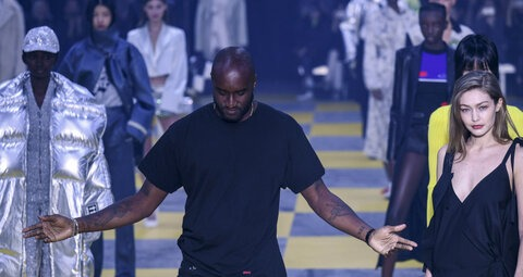 Virgil Abloh speaks out after backlash over his Instagram comments