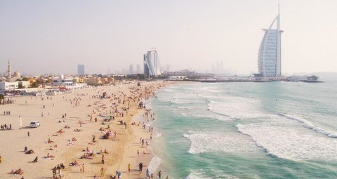 Dubai residents will need a pre-approved permit to step out of their house