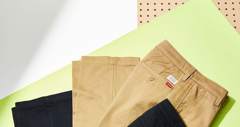 These are the pants to wear (when you need to wear pants again)