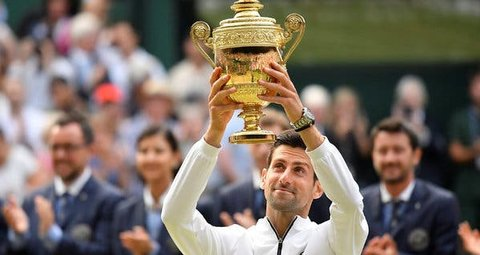 Wimbledon cancelled for the first time ever since WW2 amid Covid-19 crisis