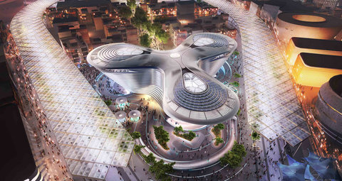 This is the new start date proposed for Expo 2020 Dubai