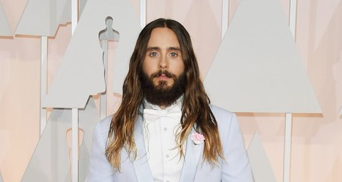 The Style Files: Jared Leto's fantastical fit