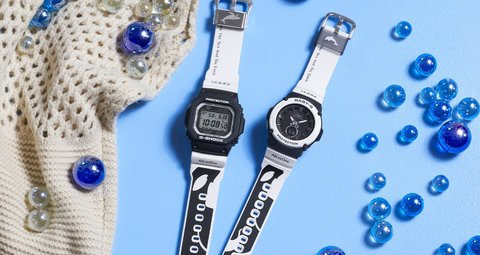 Casio unveils limited Love the Sea and Earth capsule collection