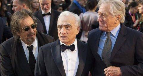 Martin Scorsese makes new film 'bored' during lockdown