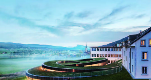 Audemars Piguet puts heritage on show in new spiral-shaped museum