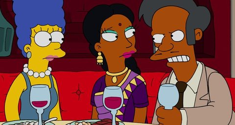 The Simpsons will no longer feature white actors playing non-white characters