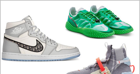 Top 10 sneakers of the Spring/Summer 2020 season