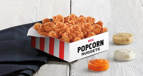 KFC looking into 3D printing its chicken nuggets