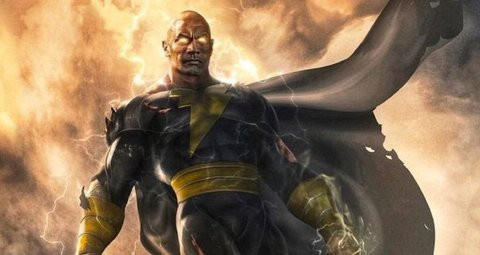 Dwayne Johnson to play ancient Egyptian anti-hero 'Black Adam'