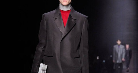 The entire Dunhill Fall/Winter 2020 collection
