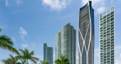 Zaha Hadid's very last building has opened in Miami