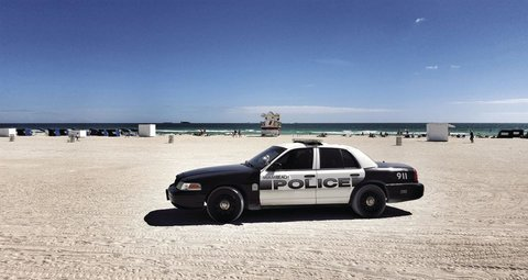 High temperatures lead to increase in crime
