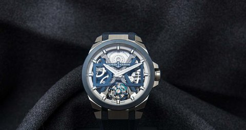 Ulysse Nardin Blast is the 'atomic bomb' of the watch world