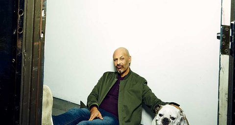 'Pandemic Warrior' Maz Jobrani on the healing power of comedy
