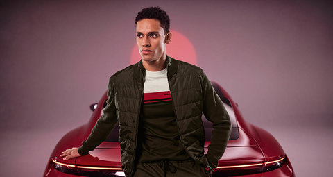 The new capsule Porsche x BOSS A/W20 collection is our kind of top gear