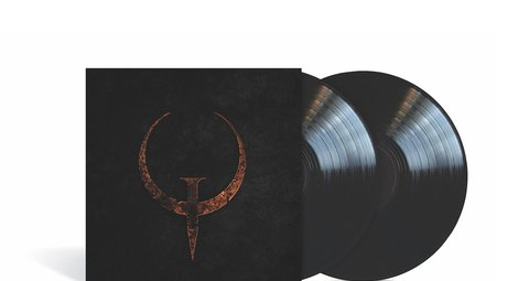 Nine Inch Nail's 'Quake' soundtrack is epic. Now it's on vinyl