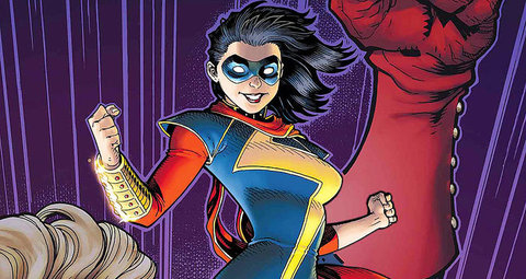 Marvel taps regional directing team for Ms. Marvel series