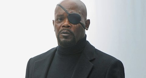 Samuel L. Jackson to play Nick Fury in new Disney+ show