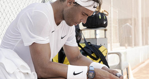 Rafael Nadal and Richard Mille partner for US$1 million watch