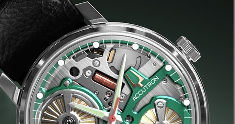 Accutron Spaceview: 7 reasons why it's the ultimate geek watch