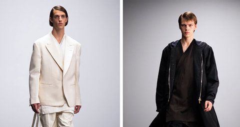 See the entire Dunhill spring/summer 2021 collection right here