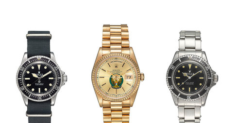 Christie's 'Dubai Edit' watch auction includes UAE limited editions