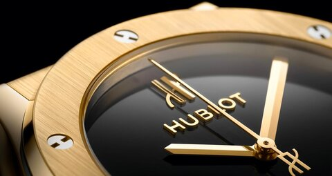 Hublot releases largest Classic Fusion watch yet