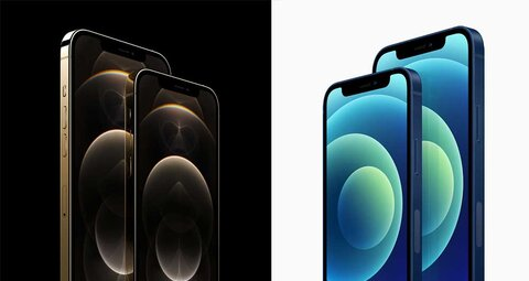 iPhone 12 vs iPhone 12 Pro review: suprising results