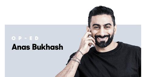 "Anas Bukhash: ""How are you really doing?"""