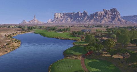 Jack Nicklaus to design a championship golf course in Saudi Arabia's Qiddiya
