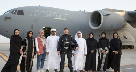 Tom Cruise was far from a 'nightmare' on set of Mission Impossible 7 in Abu Dhabi, says local crew