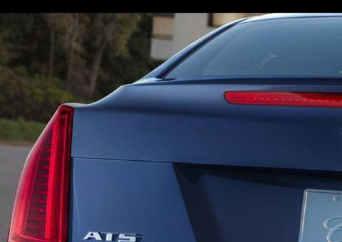 Low burn: 2015 Cadillac ATS Coupe