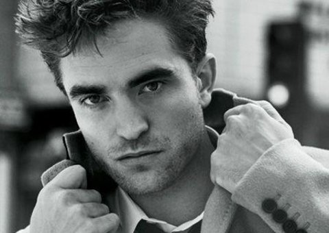 Robert Pattinson and Dior Homme Intense