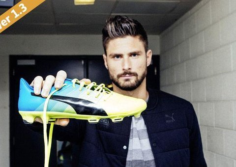 WIN! a pair of Puma evoPOWER 1.3 boots