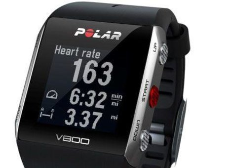 Polar V800: the future of your fitness
